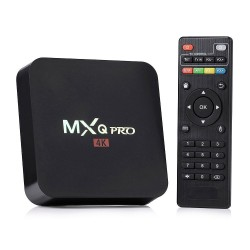 Mini PC 4K Smart TV MXQ Pro 4K Android 5.1 Quad Core 1Gb RAM/8Gb ROM