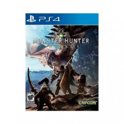 JUEGO SONY PS4 MONSTER HUNTER WORLD