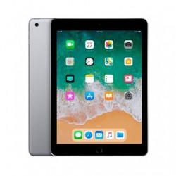 APPLE IPAD 2018 9.7 128GB WIFI CELL SPACE GREY