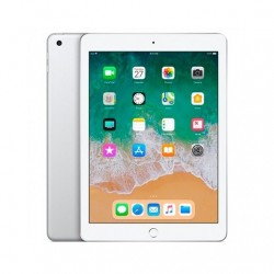 APPLE IPAD 2018 9.7 128GB WIFI CELL SILVER