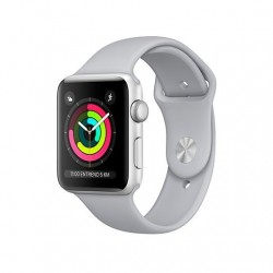 APPLE WATCH SERIES 3 42MM SILVER ALUMINIUM GPS