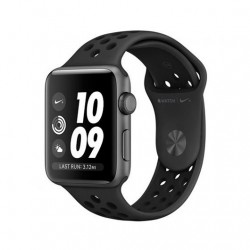 APPLE WATCH NIKE+ 42MM SPACE GREY ALUMINIUM CASE